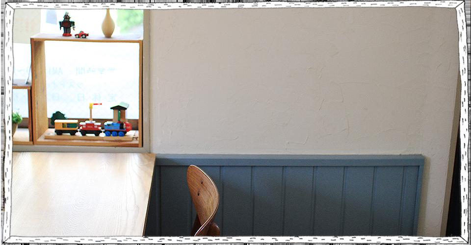 お昼ごはんとおやつ『カフェ日々』